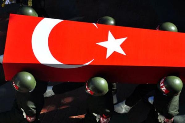 Mardin'den acı haber 1 asker şehit
