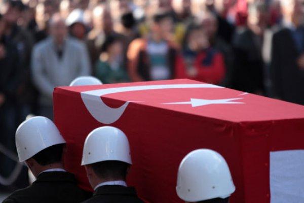 Acı haber Şırnak'tan geldi 1 asker şehit
