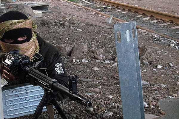 IŞİD'in silahlarının çoğu ABD ve Çin yapımı