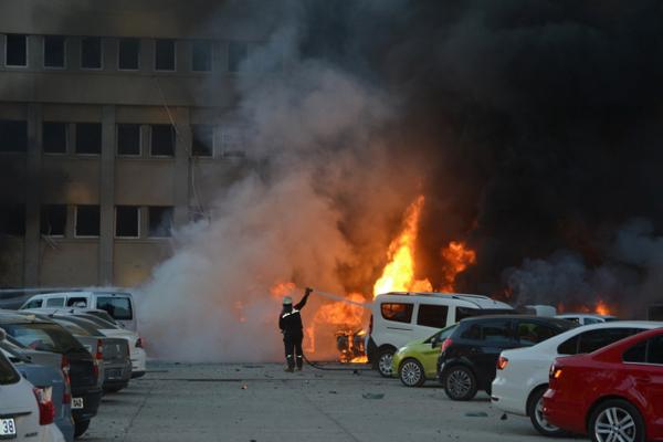 İşte Adana Valiliği'nde düzenlenen saldırının hedefi