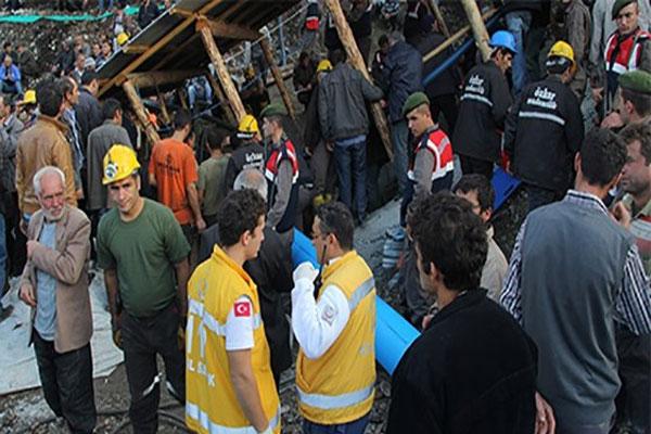 AFAD maden ocağındaki durumu değerlendirdi