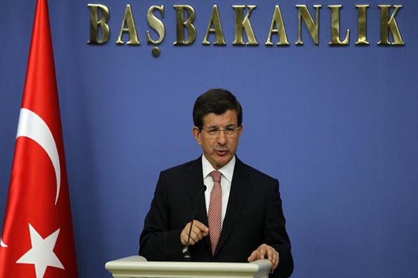 Ahmet Davutoğlu, 'Gereken tüm önlemler alınacaktır'