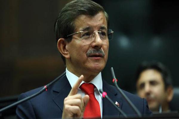 Ahmet Davutoğlu, 'Yangın yerinde gül yetiştireceğiz'