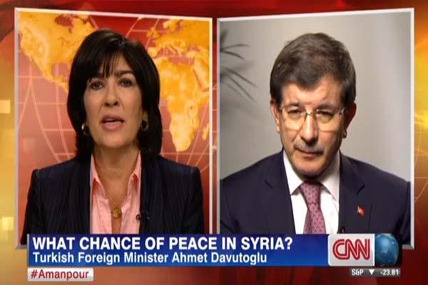 Ahmet Davutoğlu'ndan ABD medyasında önemli açıklamalar