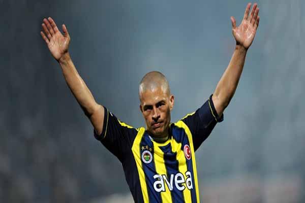 Usta futbolcu Alex, Fenerbahçe'yi unutamıyor