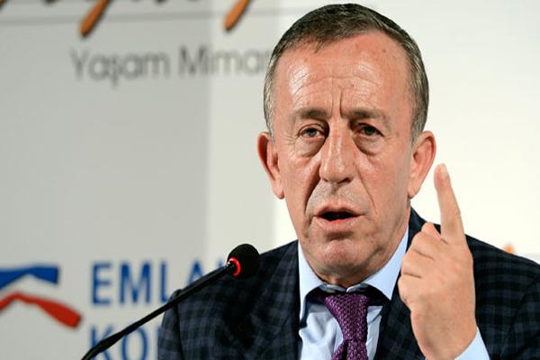 Ali Ağaoğlu ifade verdi
