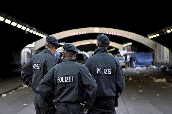 Alman polisinden Ayşenur Bahçekapılı açıklaması