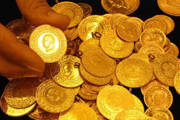 Güncel altın fiyatları, 15 Kasım 2016