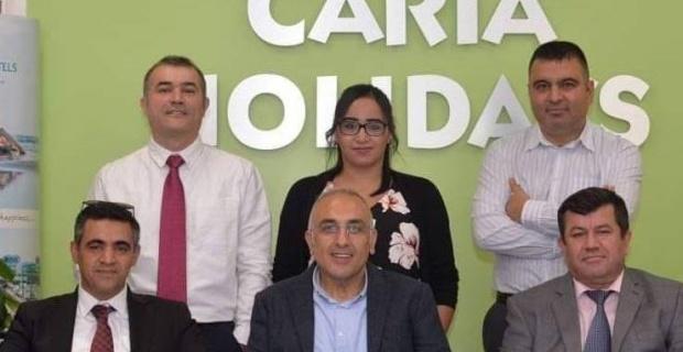 Caria Holidays Dünya Seyahat Fuarına katıldı