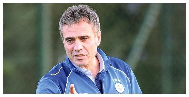 Fenerbahçe Kulübü Ersun Yanal ile anlaşmaya vardı