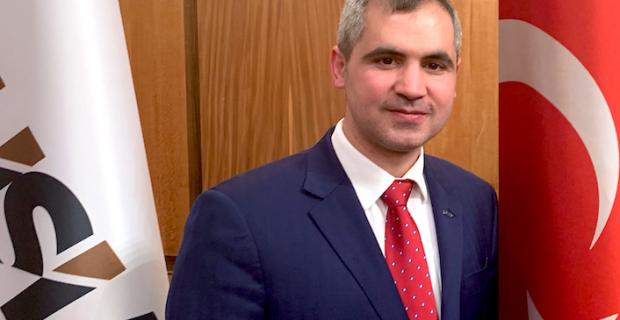 Müsiad Uk Başkanlığına Mustafa Demir seçildi