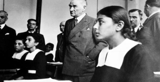 Atatürk'ün 23 Nisan Ulusal Egemenlik ve Çocuk Bayramı ile ilgili sözleri