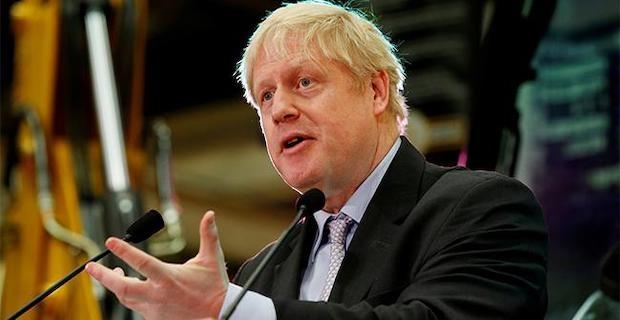 Boris Johnson liderlik için adaylığını açıkladı