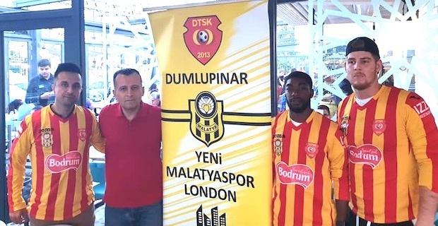 Ömer Diyenli, Londra'da Dumlupınar Yeni Malatyaspor sportif direktörü oldu