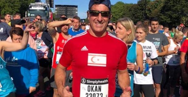 Great North Run 2019 Yarı Maratonunda Türk Bayrağı dalgalandı