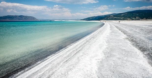 Irak Türkleri, Türkiye'nin gizli cenneti Salda Gölü yok olmadan korunmalıdır