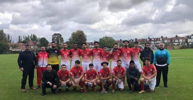 Büyük Ülkü Yurduspor 3 Kahramanmaraşspor UK 0