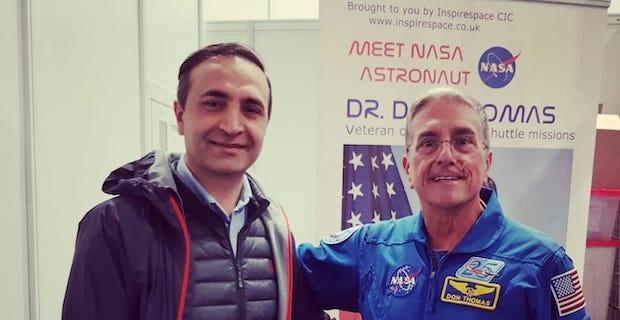 Amerikalı Astronot Türkiye Hayranı Çıktı