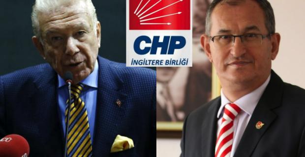 CHP İngiltere Birliği Uğur Dündar ve Atilla Sertel'i getiriyor