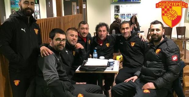 'Çılgın Türk' lakaplı Hasan Oktay Göztepe FC London'u çalıştırmaya başladı