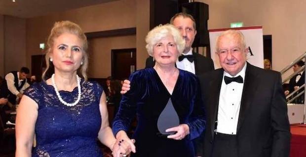 İngiltere Kıbrıs Türk Toplumu liderlerinden Aysın Yılmaz vefat etti