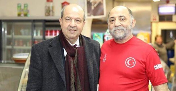 KKTC Başbakanı Tatar, Cambridge belediye başkanı Bird ile görüştü