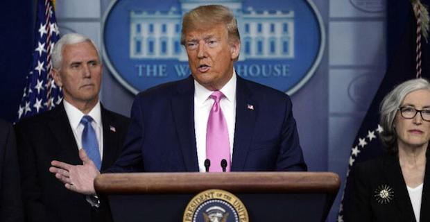 ABD Başkanı Trump: 'Önümüzdeki 2 hafta çok tehlikeli'