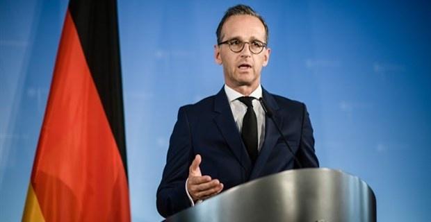 Almanya Dışişleri Bakanı: 'Türkiye, Alman ve Avrupalı turistler için yeniden tatil destinasyonu olabilir'