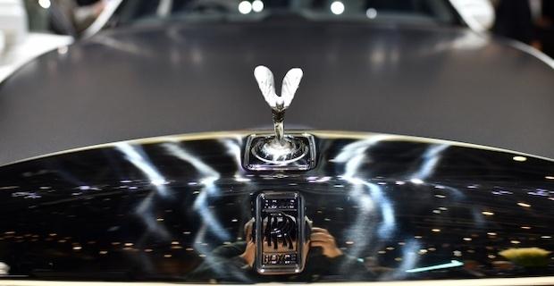 Rolls-Royce 5,4 milyar sterlin zarar açıkladı