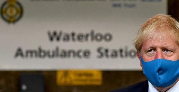 Başbakan Johnson kendisini karantinaya aldı ve çalışmalarına Başbakanlık Ofisinden devam edecek, Son dakika