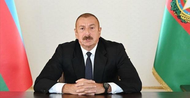 Dağlık Karabağ'da elde ettiği başarıdan dolayı Tatar'dan Azerbaycan'a kutlama