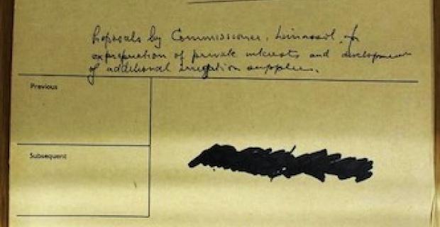 Birleşik Krallık Milli Arşivi, Kıbrıs Evrakları, Kuzey Kıbrıs Üniversiteleri kütüphanelerinde araştırmacılara açıldı