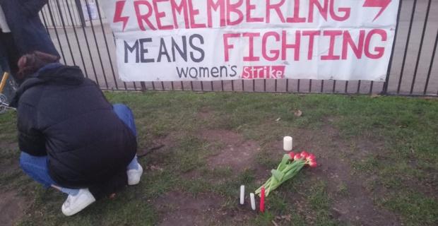 Sarah Everard evine yürürken kaçırılarak öldürüldü! Day-Mer'li kadınlardan Güvenli bir yaşam, adalet ve eşitlik istiyoruz! çağrısı