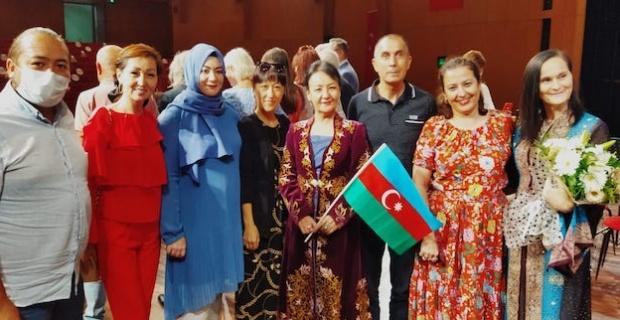 Kazakistan'ın 30. Bağımsızlık günü, Antalya'da kutlandı