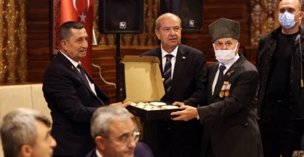 KKTC Cumhurbaşkanı Tatar, Kıbrıs Türkü'nün güvenlik ve özgürlüğünden asla taviz verilemez
