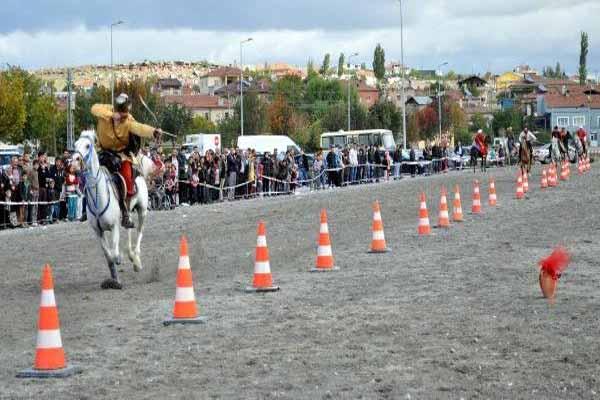 Türkiye Atlı Okçuluk Kupası sona erdi