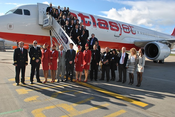 Yolcusunu en çok seven havayolu şirketi ATLASJET