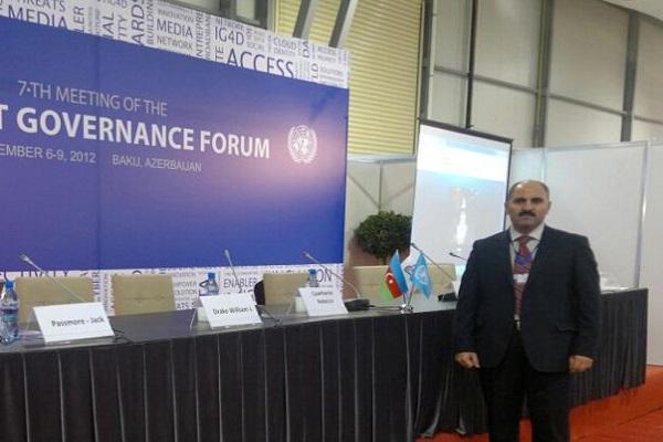 Azerbaycan Basın Konseyi'nin 6. Kurultayı Bakü'de yapıldı