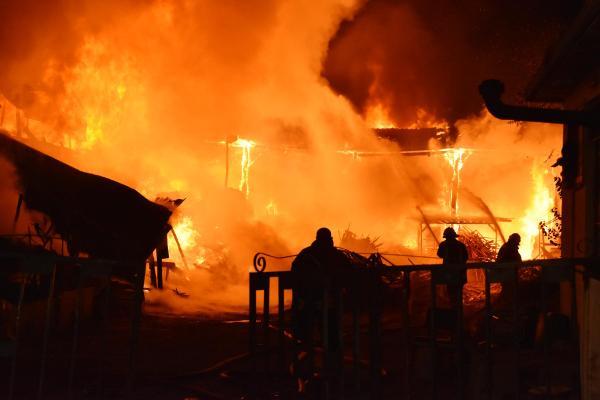 Araştırma yapıldı yangın alarmı çocukları uyandırmıyor