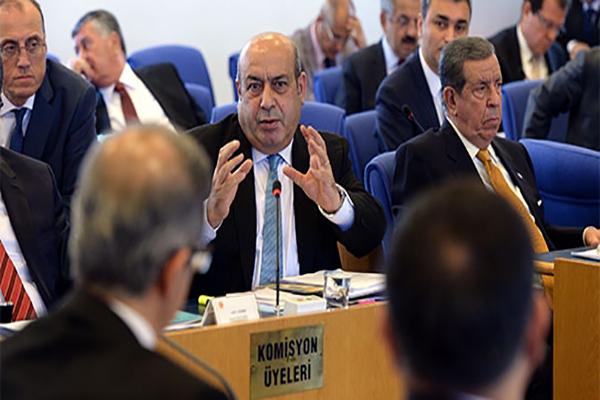 TBMM karıştı, Plan ve Bütçe Komisyonu'nda 'Kürdistan' tartışması