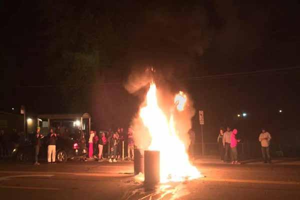 ABD'de gösterilerde 1 kişi öldü