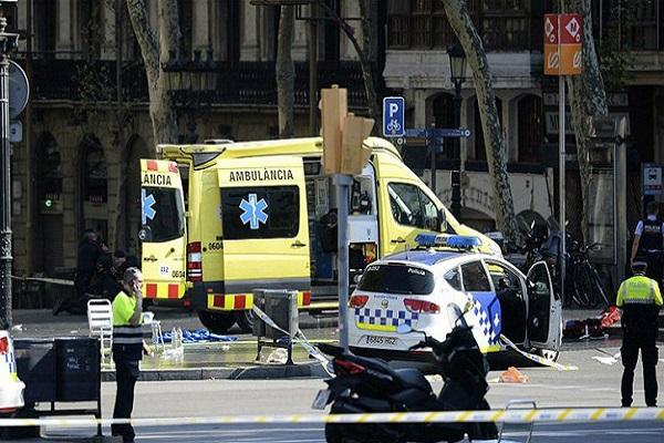 Barcelona saldırısının zanlısı Avrupa'da aranıyor