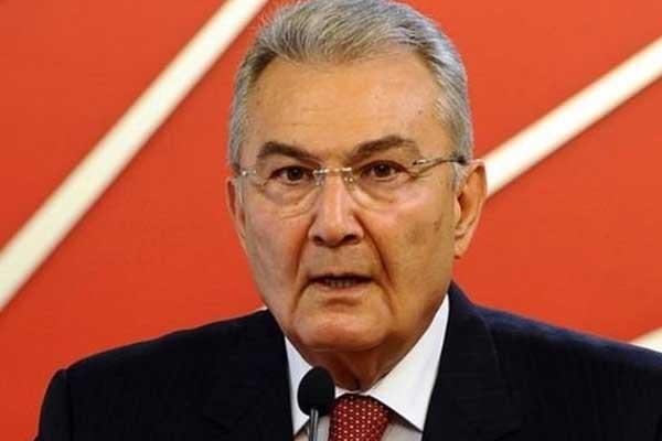 CHP'li milletvekili Deniz Baykal hastaneye kaldırıldı