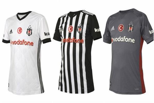 Beşiktaş'ın yeni sezon formaları taraftardan tam not aldı