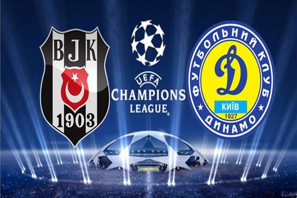 Dinamo Kiev-Beşiktaş maçını taraftarlar şifresiz kanaldan izleyebilecek