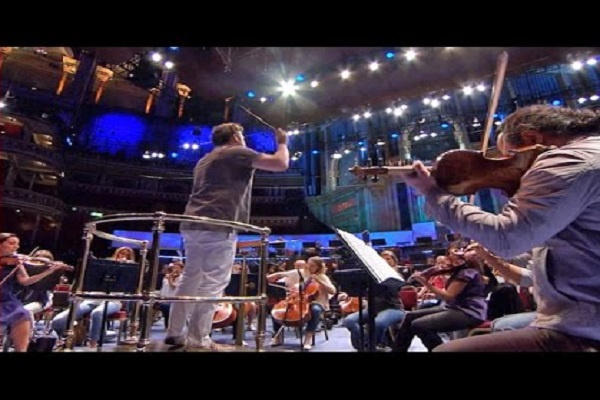 BBC Proms'ta Türkiye'den ilk orkestra BİFO