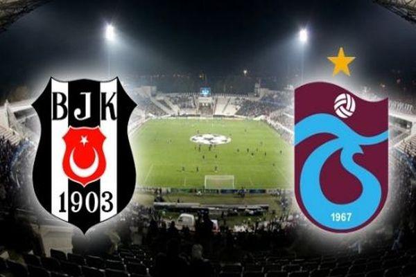 Beşiktaş-Trabzonspor maçı ne zaman ve saat kaçta oynanacak