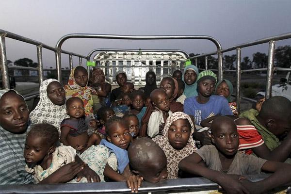 Boko Haram 83 çocuğu canlı bomba olarak kullandı