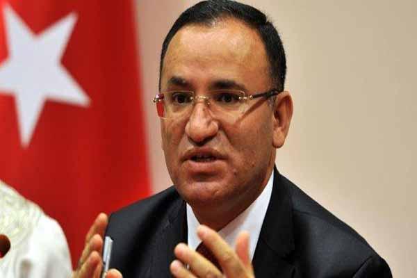 """Adalet Bakanı Bekir Bozdağ, """"Eşitlikten niye rahatsız oluyorsunuz"""""""