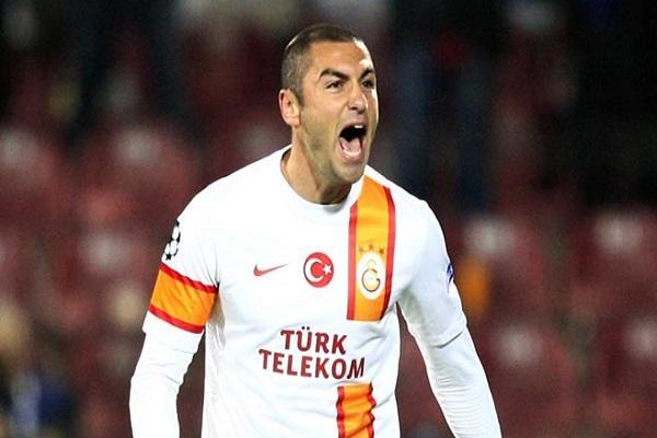 Beşiktaş Teknik Direktörü Şenol Güneş Burak Yılmaz'ı takımında istiyor